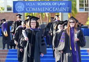 UCLA School of Law Commencement 2014