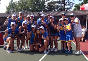 UCLA womens tennis team