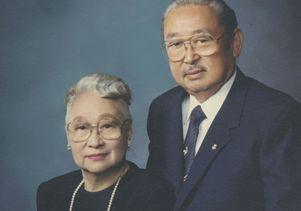 Sanbo and Kazuko Sakaguchi