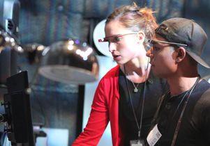 Google Glass participants