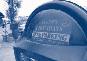 Parking meter 1