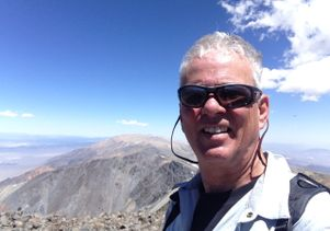 Glen MacDonald at White Mountain