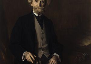 Tadeusz Styka portrait of William A. Clark, Sr.