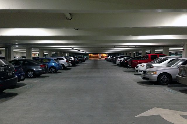 Parking Structure 4