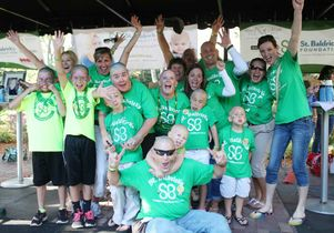 St. Baldrick's Head Shave Event