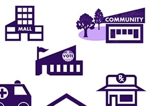 Purple Icons
