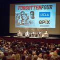 "L.A. premiere of ""Forgotten Four: The Integration of Pro Football"""