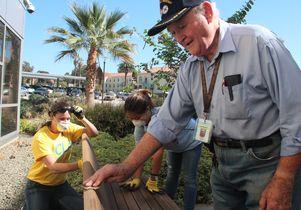 Volunteer Day 2014 Veterans Home