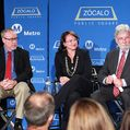 Zocalo panel on L.A. traffic