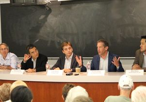 Panel discussion on the new China