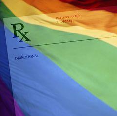 LGBT health image