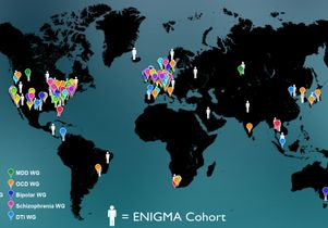 ENIGMA Map