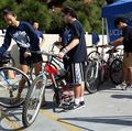 Bike Recycling Day 2014