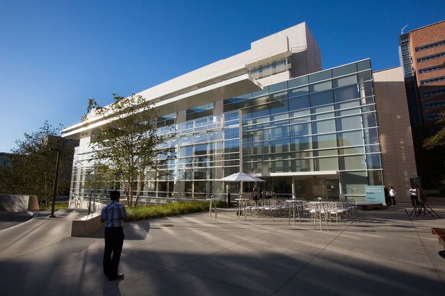 Edie Amp Lew Wasserman Building Opens In Stein Plaza At Ucla