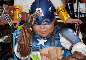 Jesus 'Captain America' Cedeno
