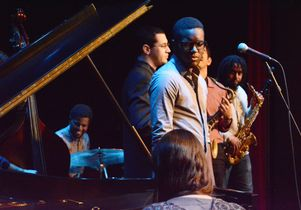 Thelonious Monk Institute of Jazz Performance Ensemble