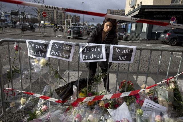 Charlie Hebdo killing reaction