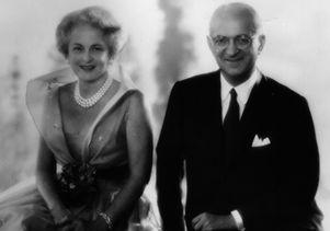 Doris and Jules Stein