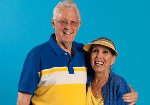 David Lund and Marilyn Silva-Lund