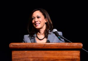 Kamala Harris at UCLA