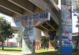 Murals in San Diego's Chicano Park