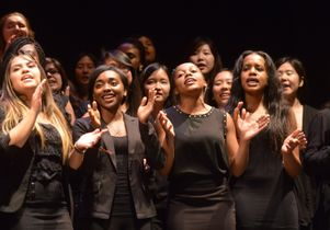 UCLA Gospel Choir