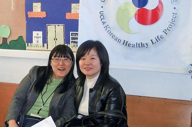 Hepatitis B screening Koreatown