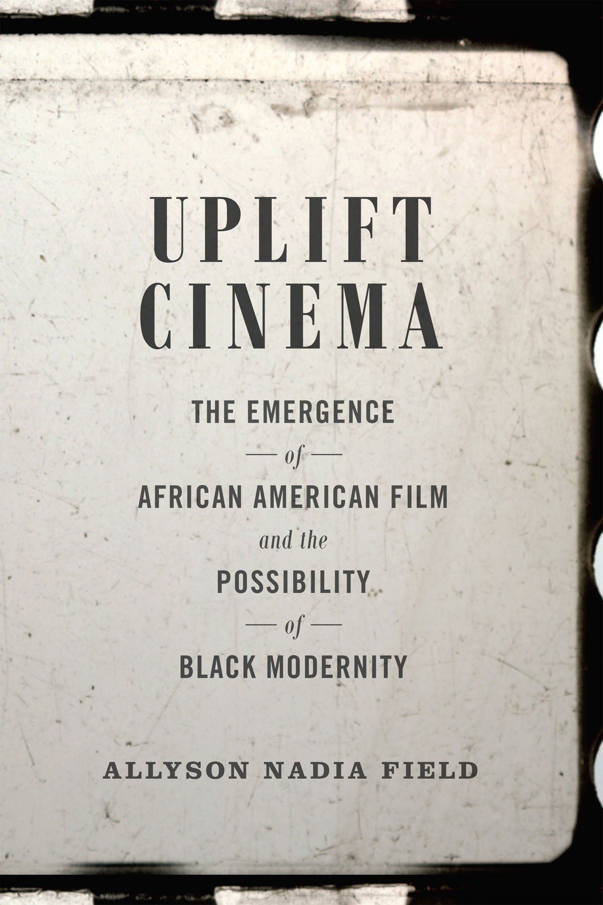 Uplift Cinema book cover
