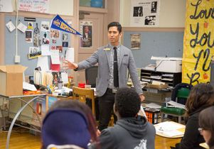 Barry Chaiveera, UCLA assistant director of undergraduate admissions