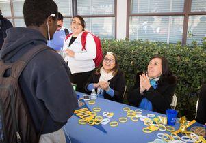 UC Resource Faire at John Muir High School