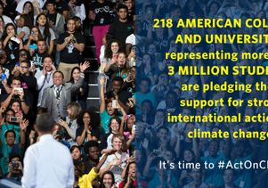 American Campuses Act on Climate