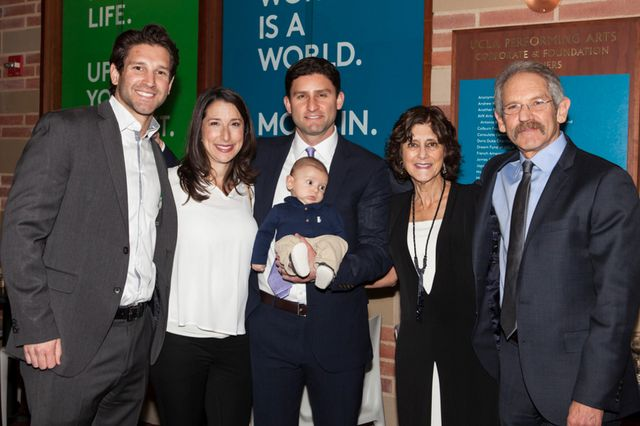 Stuart Gabriel - family