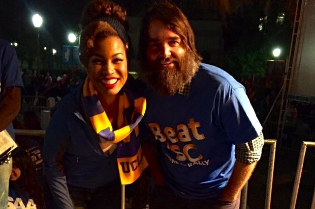 India Carney and Will Forte