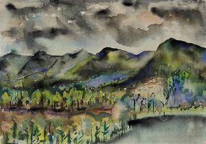 Black Mountain, Lake Eden