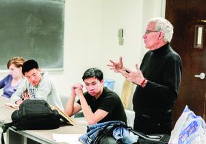 Teofilo Ruiz, distinguished professor of history at UCLA