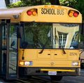 California school bus