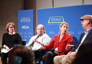 """Thinking L.A."" panel discussing opening of Cuba"