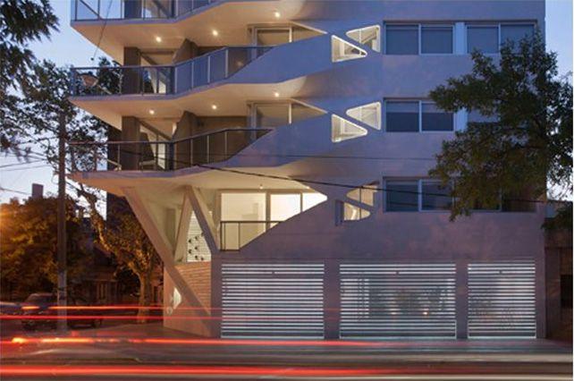 Architect georgina huljich wins design awards for for Apartment design awards