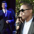 Robin Thicke and Pharrell Williams