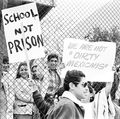 Roosevelt High School walkout