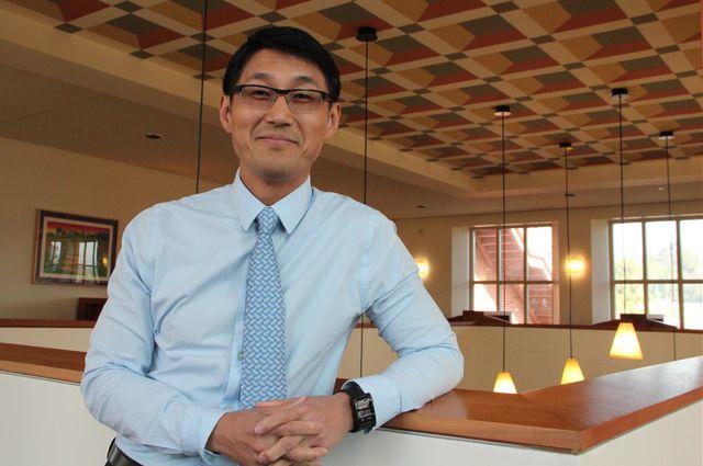 Jerry Kang a 2015