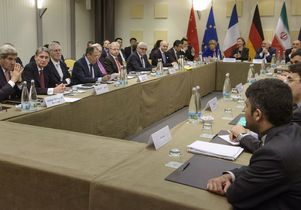 EU Iran Nuclear Talks