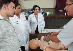 Nurse Practitioner Aristides Orue