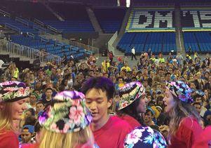 Dance Marathon 2015