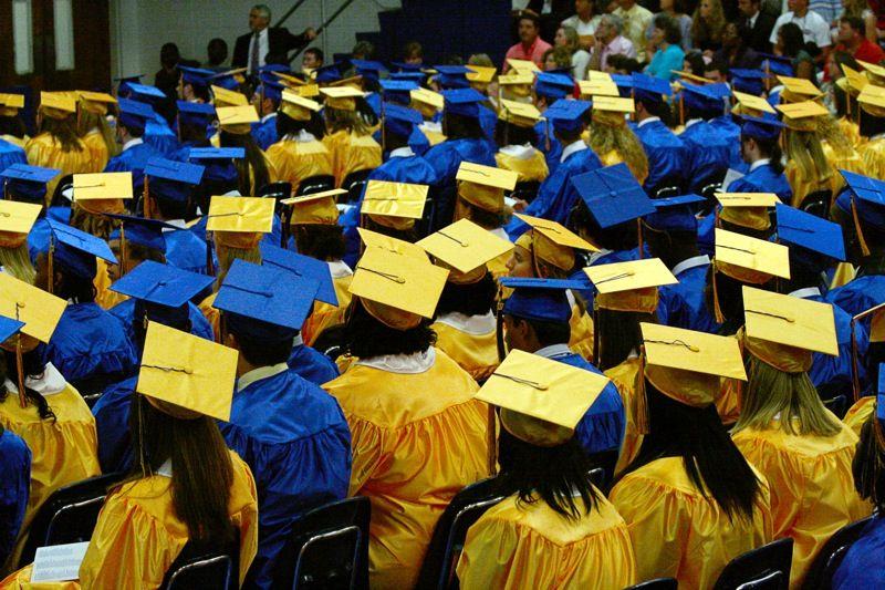 Graduates in Georgia