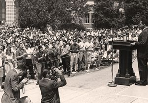 Martin Luther King Jr. at UCLA