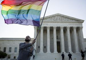 Same-sex marriage at Supreme Court