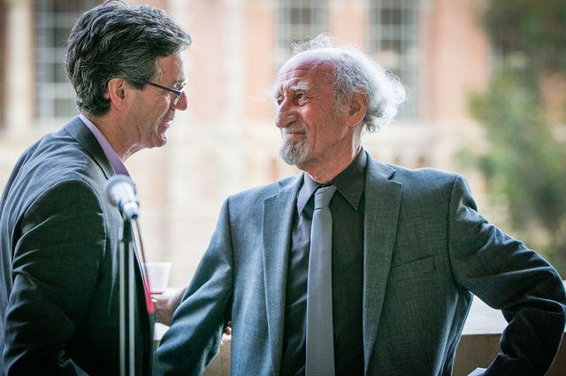 David Myers, Ivan Berend