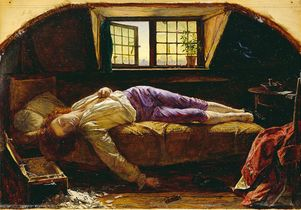 Wallis Death of Chatterton