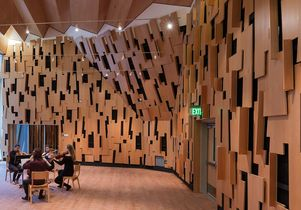 Evelyn And Mo Ostin Music Center Wins Los Angeles Architectural Award Ucla